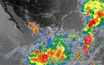 Continuarán lluvias intensas en Acapulco: PC - El Sol de Acapulco