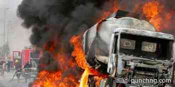Lessons from the LPG tanker explosion in Ikeja, Lagos - Punch Newspapers