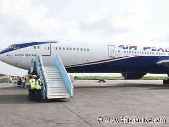 Air Peace Begins Lagos-Ilorin, Ilorin-Abuja Flights - THISDAY Newspapers