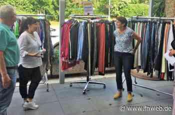 Kleidung im Wert von über 37 300 Euro gespendet - Fränkische Nachrichten