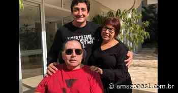 Sabino Castelo Branco reaparece em foto publicada pelo filho Reizo - Portal Amazonas1