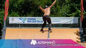 Skate Parque de Viana do Castelo abre no Dia Mundial do Skate   Rádio Alto Minho - Diário Digital