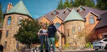 Veja fotos do 'castelo de conto de fadas' da atriz Mia Malkova - UOL