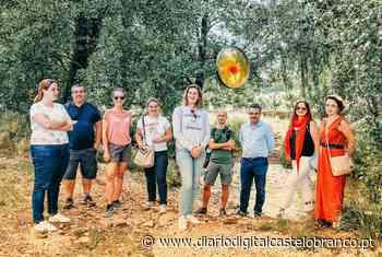 Oleiros: Concelho acolheu Blog Trip do Turismo Centro de Portugal - Diário Digital Castelo Branco