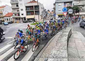 Nacionais de Ciclismo/Castelo Branco: Declarações dos 3 primeiros ciclistas a cortar a meta - Diário Digital Castelo Branco