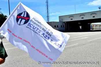 Plataforma da A23 e A25 demonstra regozijo pela redução de 50% nas portagens - Diário Digital Castelo Branco