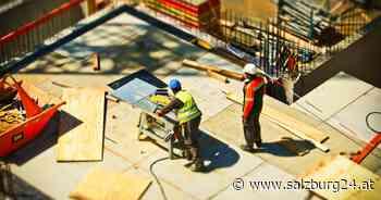 Hitzefrei für Bau: Hohe Temperaturen führen häufiger zu Arbeitsunfällen - SALZBURG24
