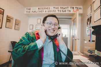 Farewell, UO: Emerald EIC Ryan Nguyen | Opinion | dailyemerald.com - Oregon Daily Emerald