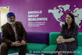 Bingley based Emerald Group is Bradford 2025 partner - Bradford Telegraph and Argus