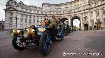 London to Brighton car rally aiming for 500 vintage cars this year - IanVisits