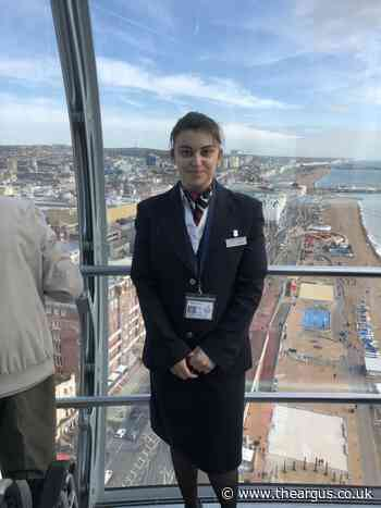 Brighton volunteer running for Chailey Heritage Foundation - The Argus
