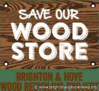 Brighton charity wood store starts crowdfunder to refit new premises - Brighton and Hove News