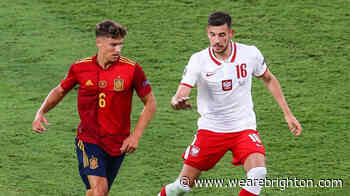 Brighton at Euro 2020: Moder helps Poland to point against Spain - We Are Brighton