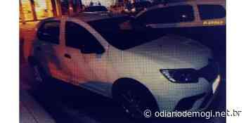 PM recupera veículo furtado após ser alugado em Itaquaquecetuba - O Diário