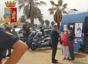 """Il """"Camper Rosa"""" della Polizia di Stato di nuovo a Civitavecchia - Paolo Gianlorenzo"""