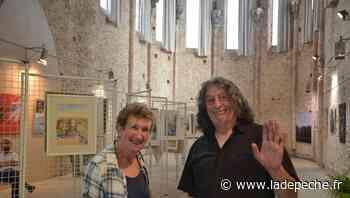 Deux talents s'invitent à la chapelle du séminaire à Moissac - LaDepeche.fr