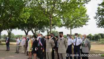 Moissac. Une commémoration digne et solennelle de l'Appel du 18 juin - ladepeche.fr