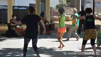 Moissac. La danse africaine renaît avec l'association Afrikissi - LaDepeche.fr