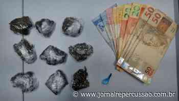 Dupla é detida pela Brigada Militar por tráfico em Sapiranga - Jornal Repercussão