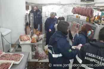 Sapiranga: mercados são interditados e 2,6 toneladas de alimentos são inutilizados - Jornal do Comércio