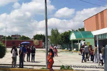 Suena a Alerta Sísmica en San Bartolo y Agua Santa por Simulacro Nacional 2021 - 24 Horas El Diario Sin Límites Puebla
