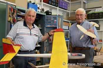 Abschied: Die Glauchauer Flugmodellbau-Ära geht zu Ende - Freie Presse