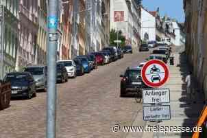 Steile Wand beschäftigt Stadtrat - Freie Presse