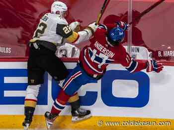 Gallery: Canadiens vs. Vegas Golden Knights - The Cold Lake Sun