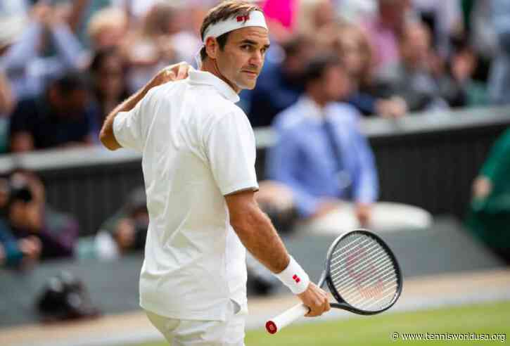 'Roger Federer was hampered by the lack of crowds in Halle', says legend