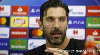 """Parma, Buffon: """"Mondiale 2022? Sono un grande sognatore, posso arrivarci! Non voglio intaccare il lavoro del CT"""" - CalcioNapoli24"""