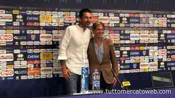 """LIVE TMW - Buffon: """"Tornato anche per far capire ai miei figli quanto conta Parma per me"""" - TUTTO mercato WEB"""