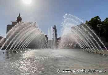 Parma, un'altra giornata bollente. Attivo il piano caldo: ecco a chi rivolgersi - Video - Gazzetta di Parma