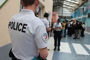 Un élève de l'école de police de Oissel en garde à vue, après une plainte pour viol - actu.fr