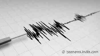 Earthquake of magnitude 4.6 jolts Arunachal Pradesh's Tawang