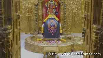 Darshan at Shree Somnath Temple, First Jyotirlinga, 23-June-2021