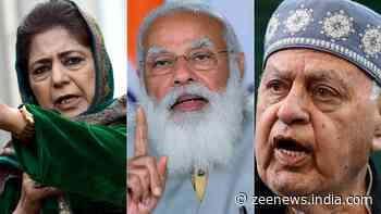 PM Narendra Modi`s all-party meeting with Jammu and Kashmir leaders likely to give momentum to political processes in UT