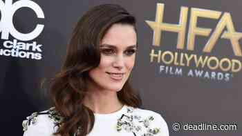 Keira Knightley In Talks To Star In Camille Griffin And Maven Screen Media's 'Conception' For Searchlight - Deadline