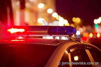 Criança de 11 anos foge da polícia dirigindo caminhonete em Marau - Jornal Boa Vista