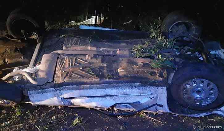 Jovem de 20 anos morre após acidente na ERS-324 em Marau - G1