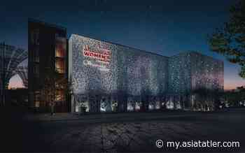First Look: Cartier Unveils The Women's Pavilion At Expo 2020 Dubai - Tatler Malaysia