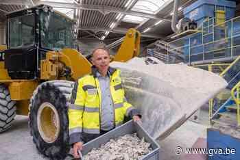 Gyproc-fabriek wil meer via het water vervoeren