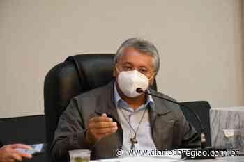 Prefeitura de Catanduva discute flexibilização do lockdown Prefeito Padre Osvaldo - Diário da Região