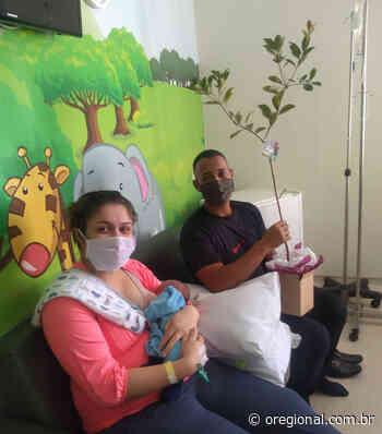 Pacientes recebem mudas durante alta hospitalar na Unimed Catanduva - O Regional online