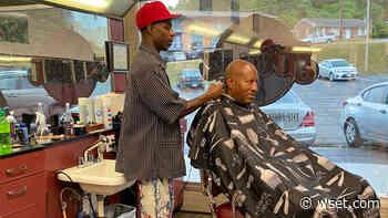 Long-time traveling barber opens shop in Danville - WSET