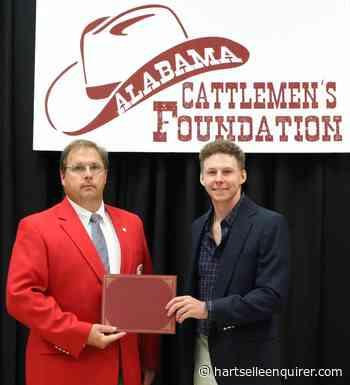 Danville alum wins Alabama Cattleman's Foundation scholarship - The Hartselle Enquirer - Hartselle Enquirer