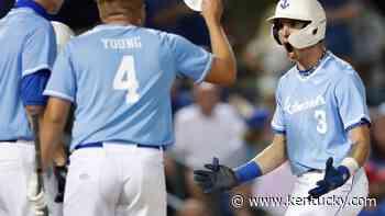 'That's a big-league play.' Danville shortstop's big night lifts Admirals into semis. - Lexington Herald Leader