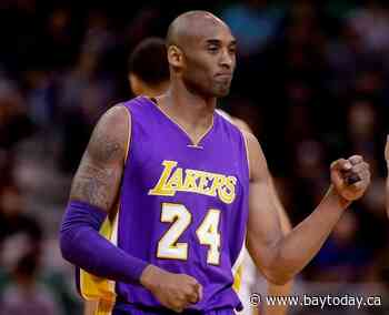 WORLD: Kobe Bryant's widow to settle lawsuit over deadly crash