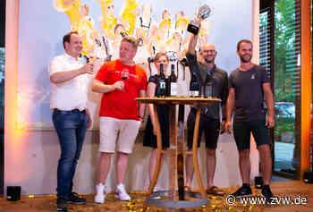 Michael Maier aus Schwaikheim gewinnt den Jungwinzer-Cup 2021 - Rems-Murr-Kreis - Zeitungsverlag Waiblingen