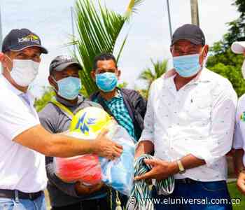 Pinillos ahora también respira deporte, recreación y sano esparcimiento - El Universal - Colombia