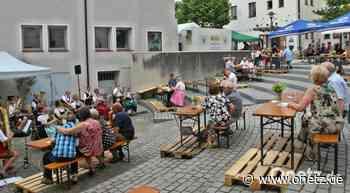 Pfarrei Nabburg feiert Mini-Altstadtfest zum Patrozinium - Onetz.de
